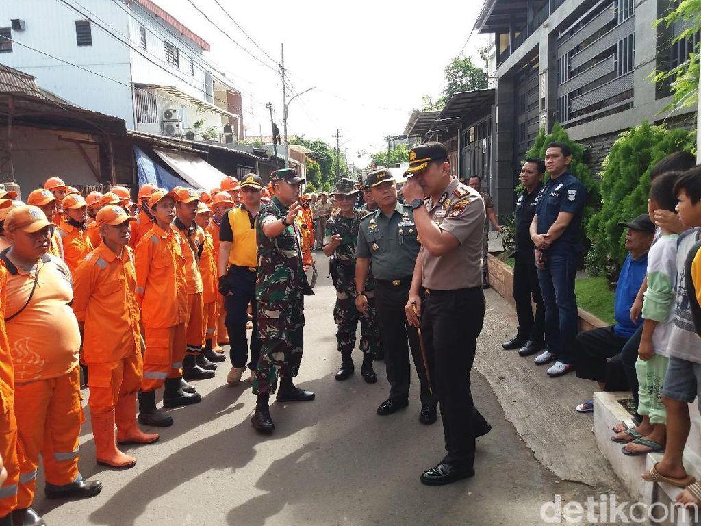 Polisi Tetapkan Soni Jadi Tersangka Kebakaran di Tamansari