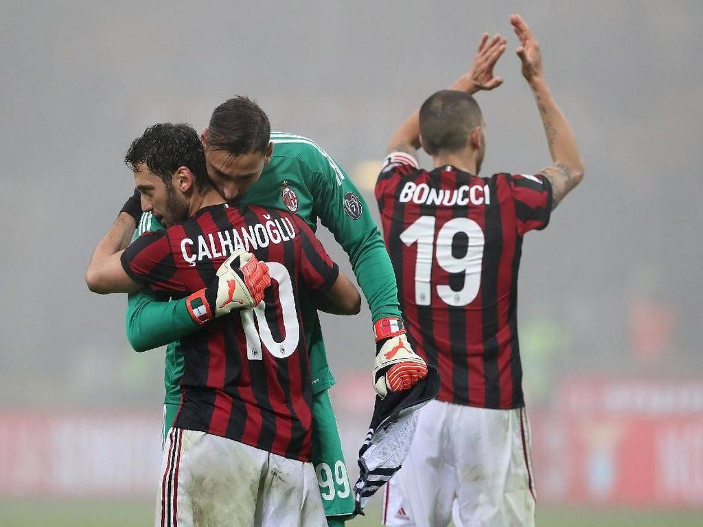 Lolos ke Final Coppa Italia Bisa Jadi Titik Balik Milan