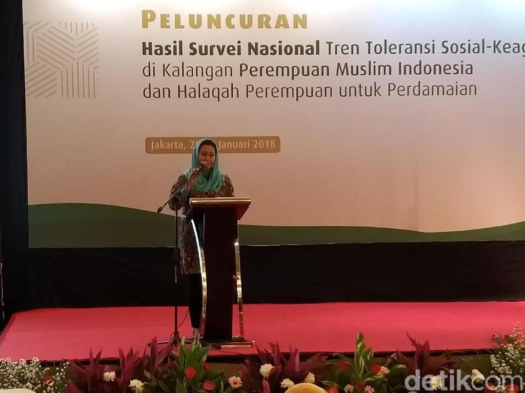 Survei: Mayoritas Muslim Indonesia Antiormas Radikal, yang Pro 9%