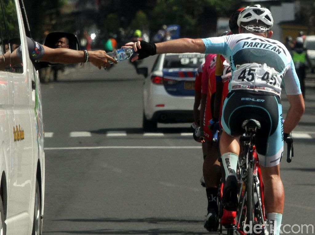 Harapan agar Tour de Indonesia Lanjut Terus dan Etape Bertambah