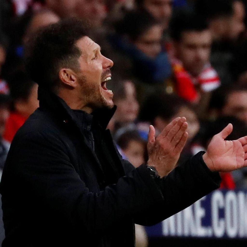 Simeone Paling Pantas Gantikan Wenger