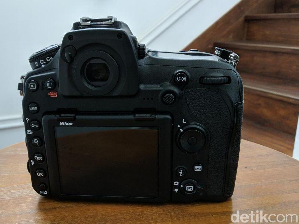 Nikon D850, Kamera DSLR yang Seharga Motor