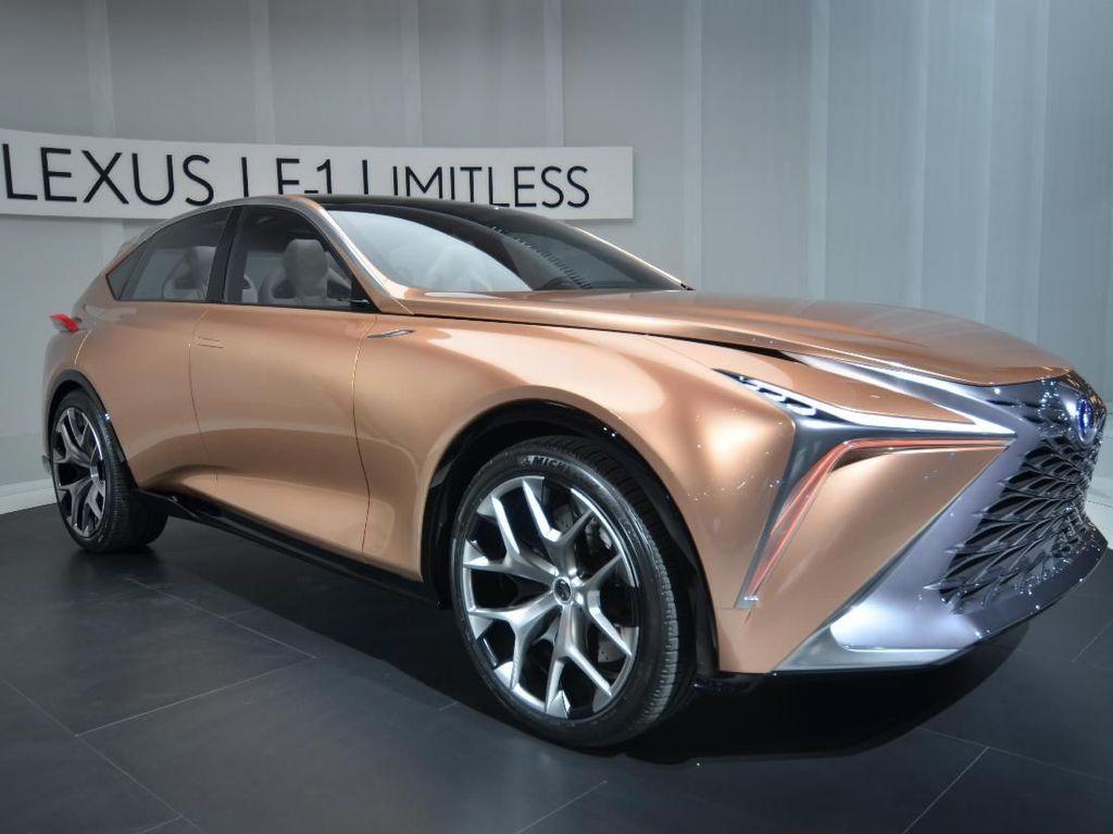 Mewahnya SUV Crossover Baru dari Lexus