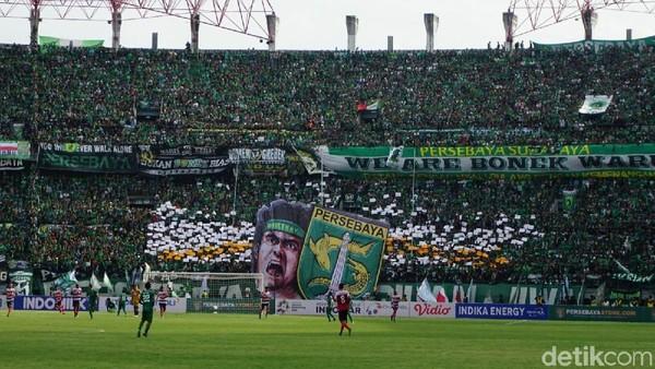 Persebaya Targetkan Masuk Lima Besar Liga 1