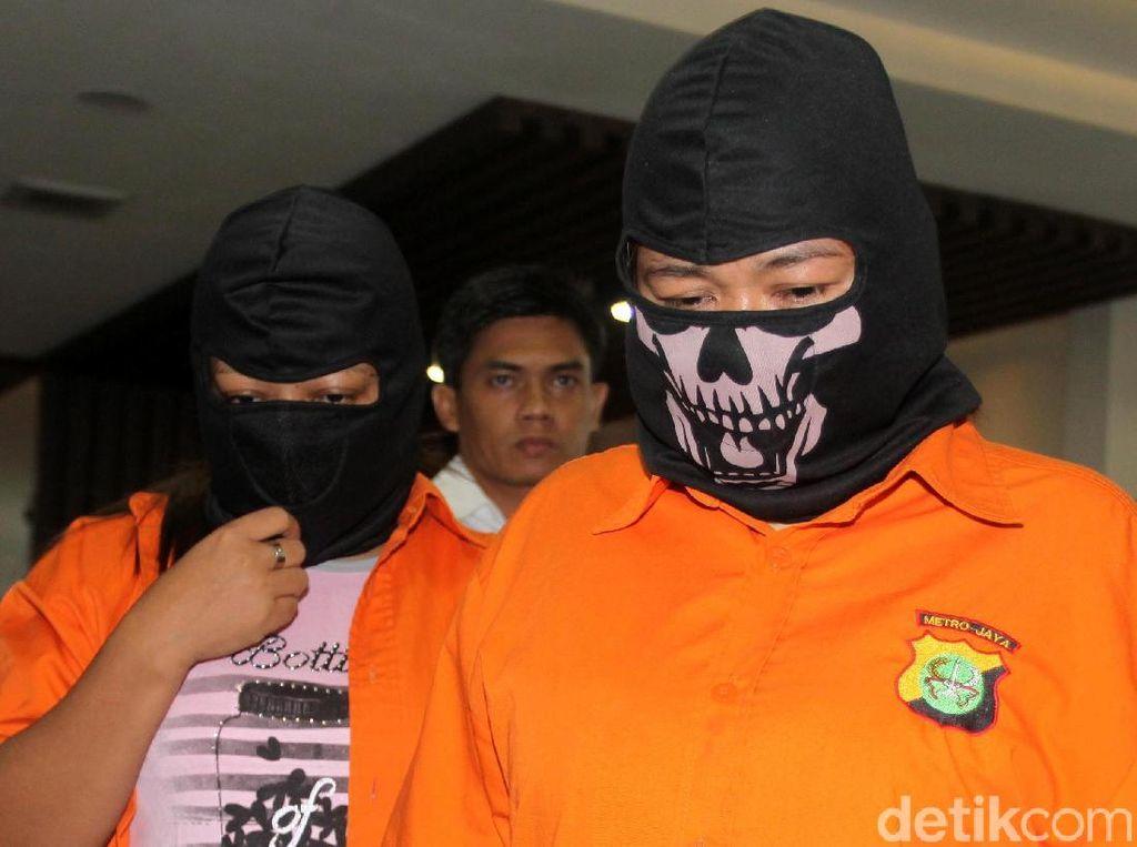 Polda Metro Jaya Ungkap Peredaran Narkoba Jaringan Internasional
