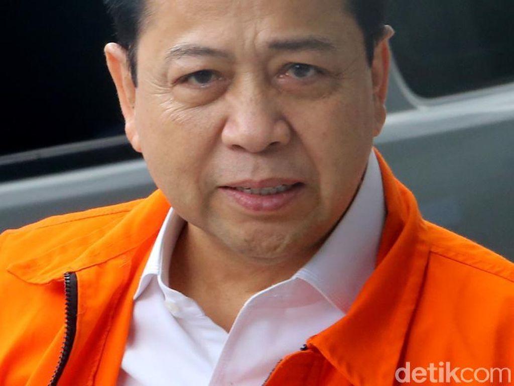 MA Tunjuk Hakim Agung Surya Jaya Adili PK Setya Novanto