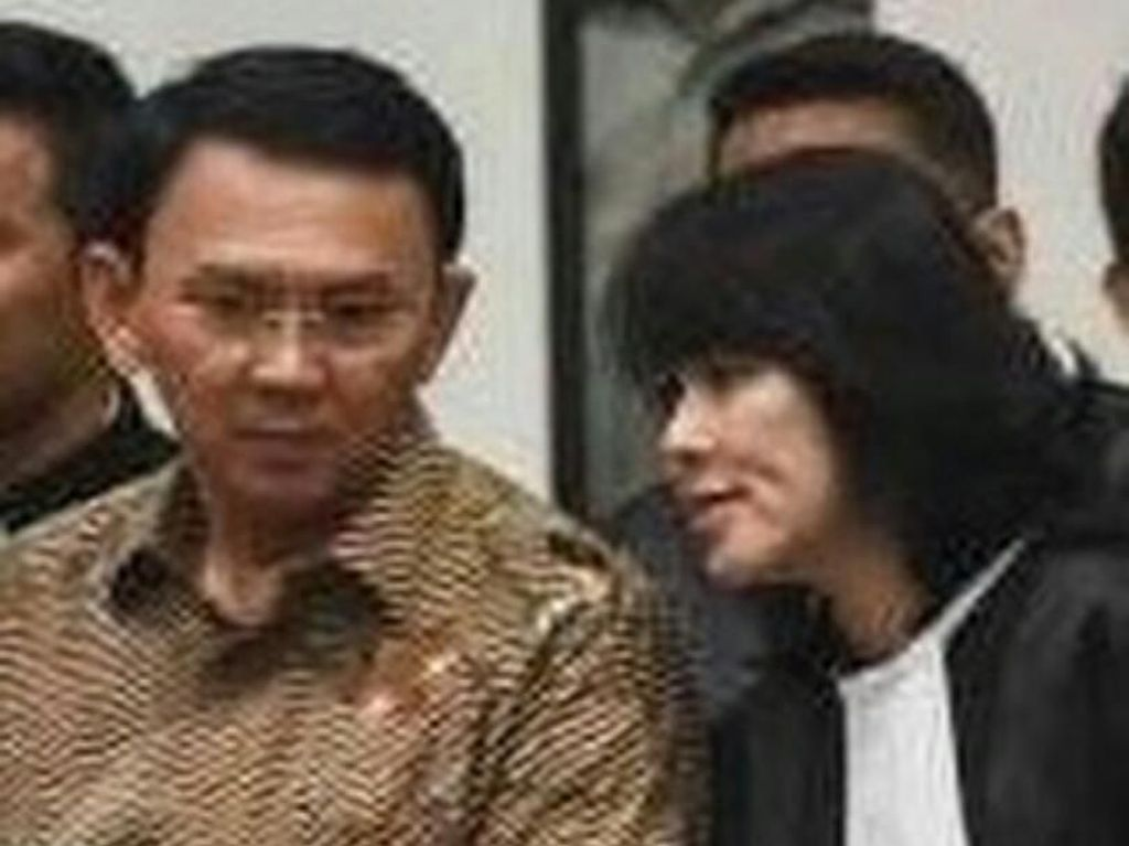Deja Vu Sang Adik Jelang Sidang Cerai Perdana Ahok-Vero