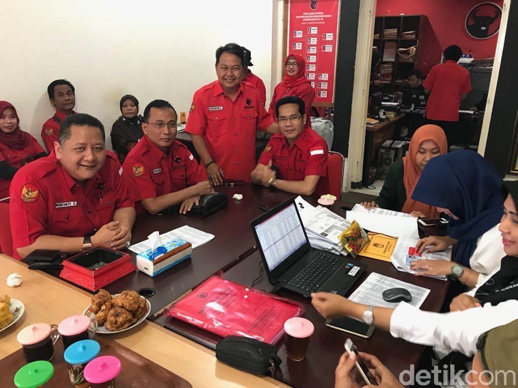Nama Whisnu Sakti Hilang dari Anggota PDIP, Ini Jawaban KPU
