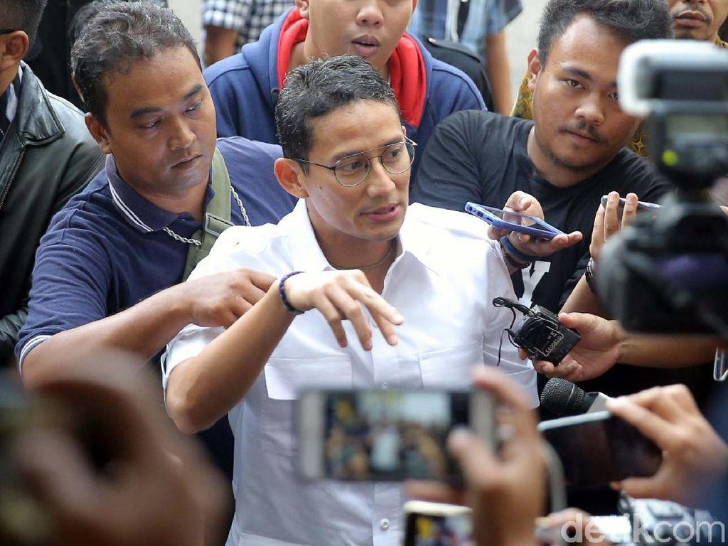 PKL di Jl Jatibaru akan Dipindah, Sandi Enggan Beri Tahukan Lokasinya