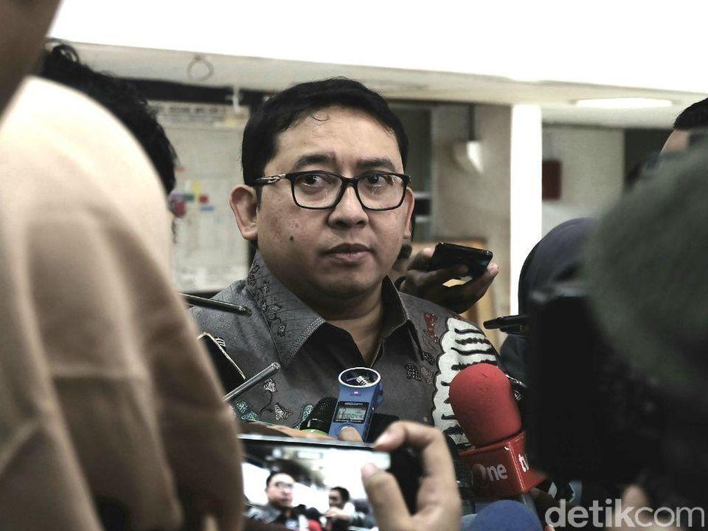 Tolak Pasal Penghinaan Presiden, Fadli: Bisa Balik ke Zaman Otoriter