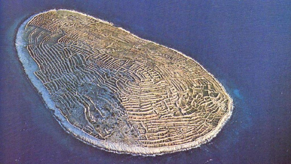 Foto: Pernah Lihat Pulau Berbentuk Sidik Jari?