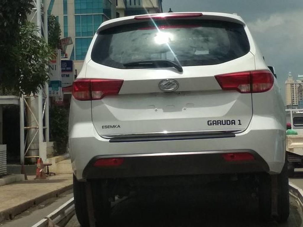 Esemka SUV Bernama Garuda 1?