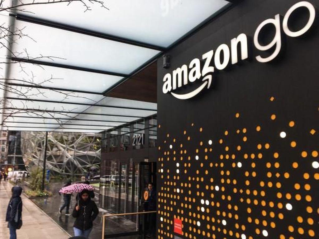 Belanja di Amazon, Dolarnya Dipatok Rp 15.200