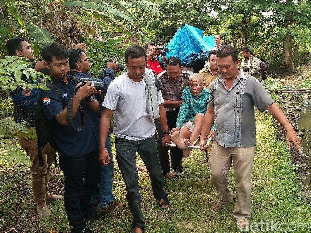 Pemkab Cirebon Jamin Kebutuhan Pasutri Lansia Penghuni Gubuk