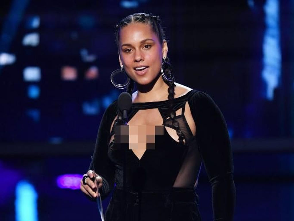 Hore! Bahagianya Alicia Keys Dipilih Jadi Host Grammy Awards 2019