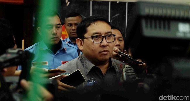 Babak Baru Kasus Fadli Zon Ubah Lagu 'Potong Bebek Angsa'
