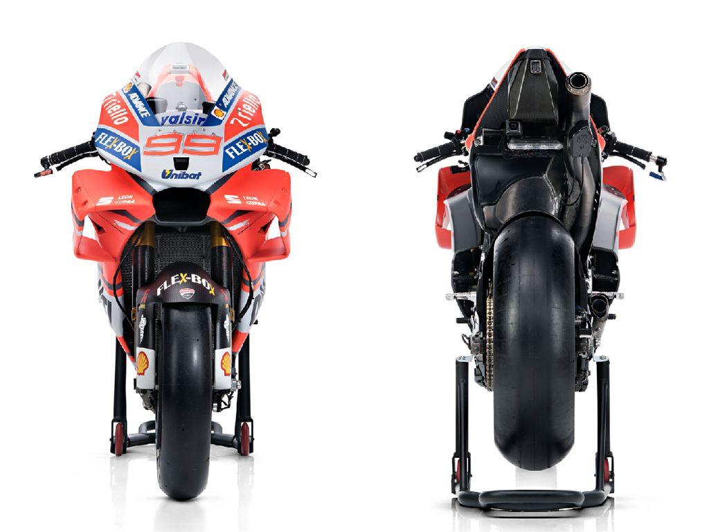Ducati Ingin Desmosedici GP18 Lebih Mudah Dijinakkan