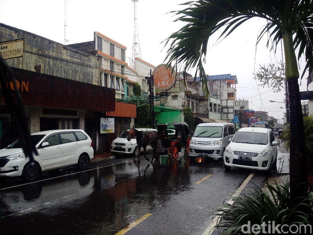 BPBD Imbau Warga Yogya Waspadai Curah Hujan Tinggi 3 Hari ke Depan