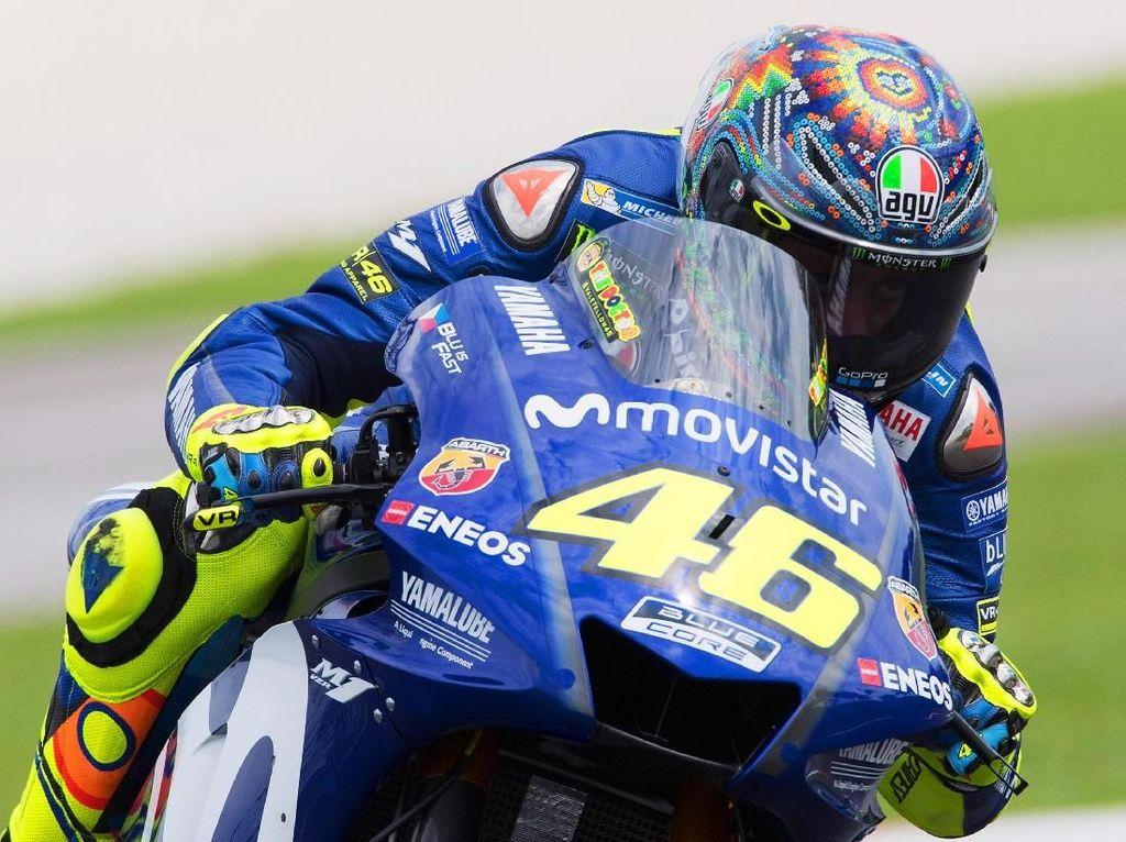 Lewat Pernyataan Ini, Rossi Tegaskan Kesiapan Hadapi Musim Baru