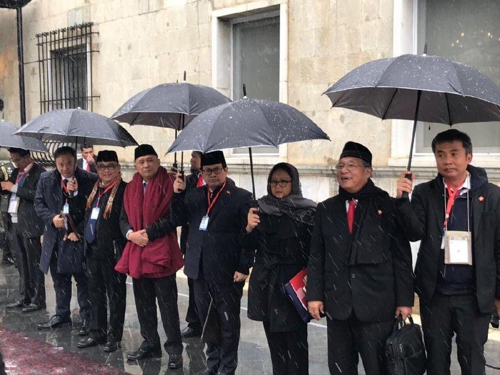 Teten Disangka Ulama dan Sisi Lain Kunker Jokowi ke Afghanistan