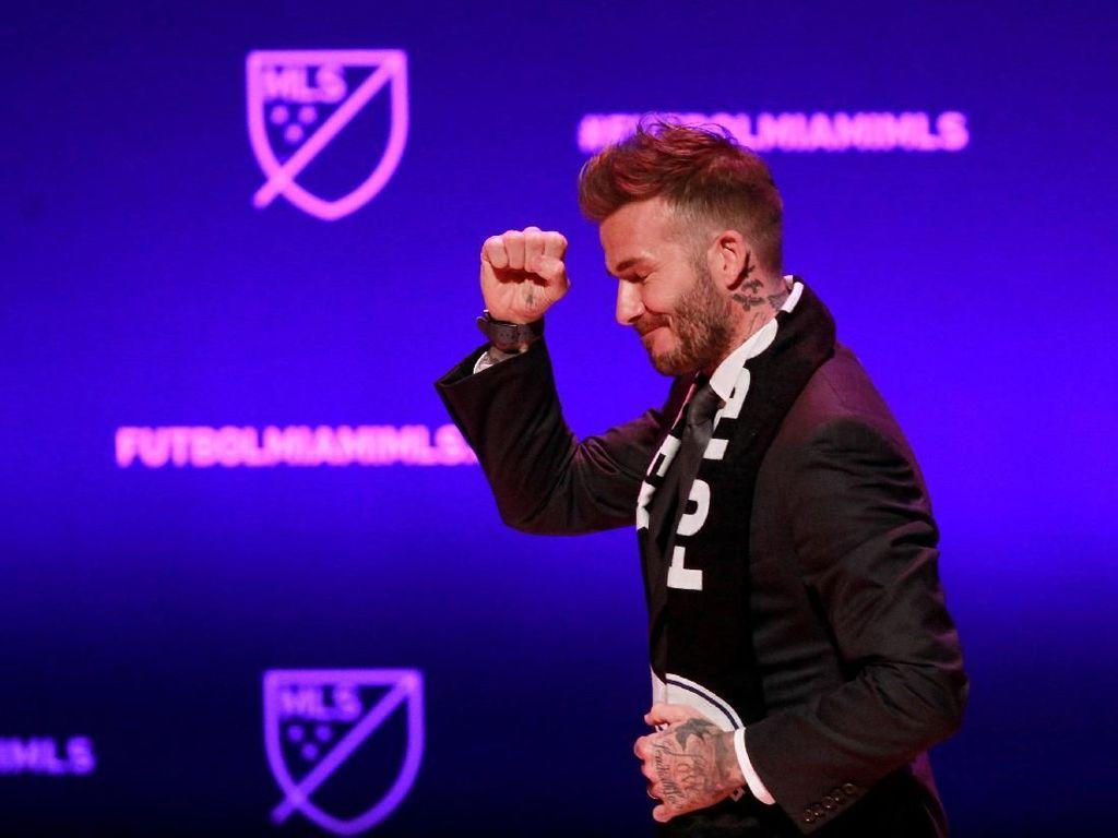 Beckham: Banyak Pemain Top Ingin Gabung ke Klubku