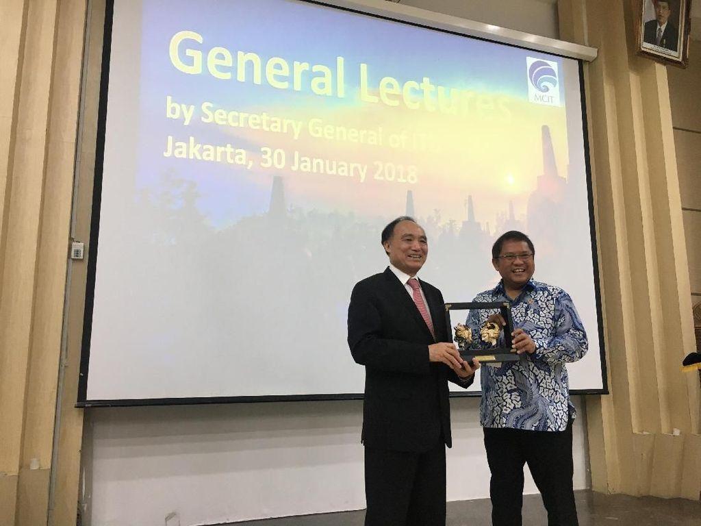Sekjen ITU Puji Indonesia, Negara Lain Bisa Tiru Program USO