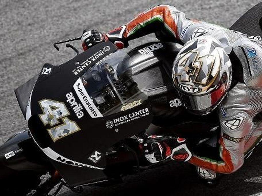 Helm-Helm Spesial di Tes MotoGP Sepang 2018
