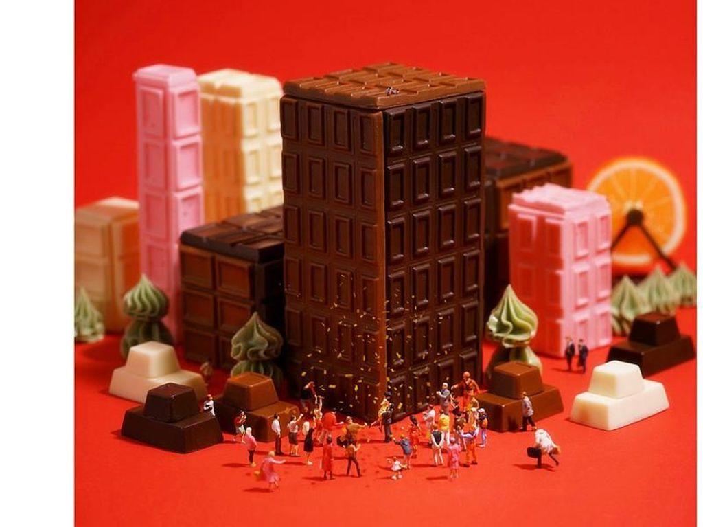 Lucunya! Cokelat dan Miniatur Berpadu dalam Event Chocolate Trail di Hong Kong