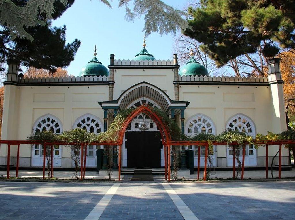 Fakta-fakta Masjid di Afghanistan Tempat Jokowi Jadi Imam Salat