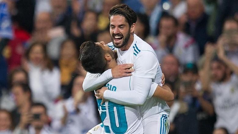 Spanyol Khawatir dengan Situasi Asensio dan Isco di Madrid