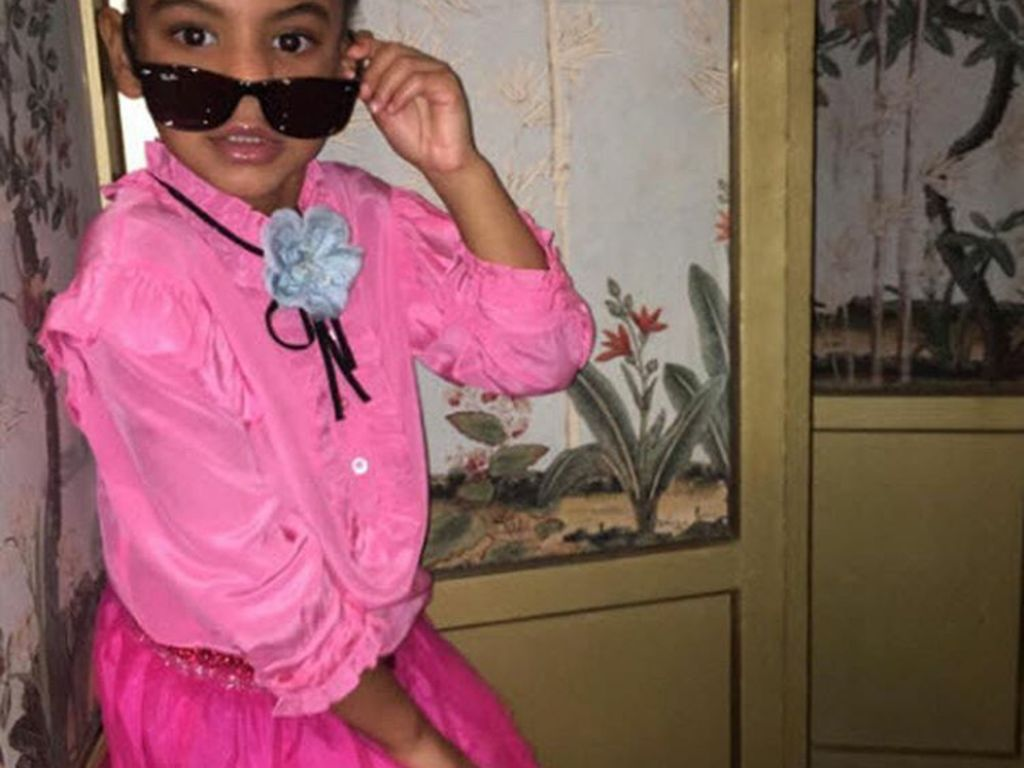 Blue Ivy Carter, Putri Sulung Beyonce yang Stylish Abis