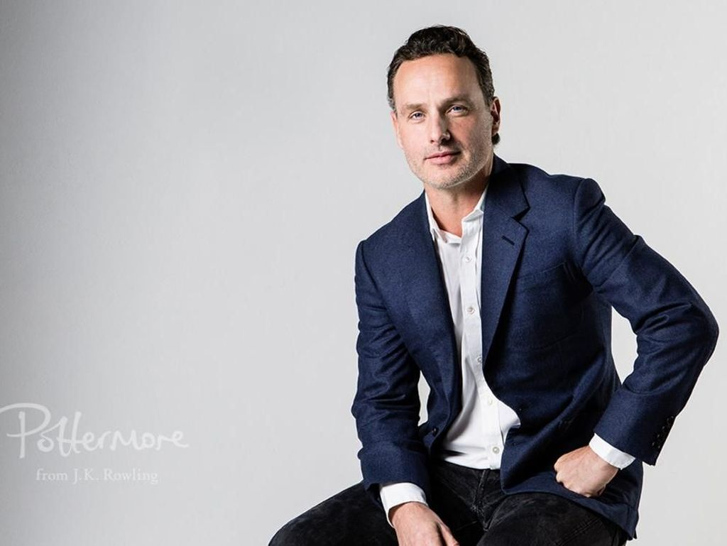 Andrew Lincoln akan Isi Buku Audio Quidditch Through the Ages