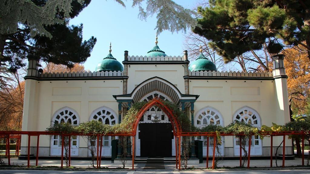 Ini Masjid di Afghanistan Tempat Jokowi Jadi Imam Salat Zuhur