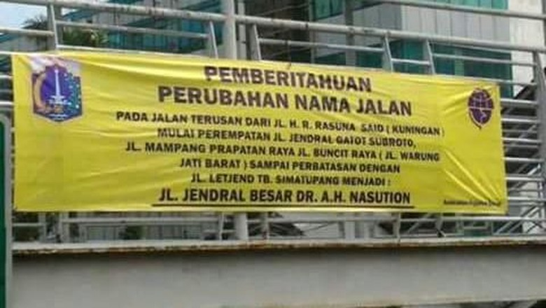 Sejarawan Tolak Jalan Buncit Diganti Jenderal AH Nasution