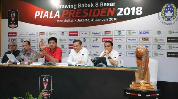 Fase Grup Piala Presiden Hasilkan Rp 9,9 M dari Penjualan Tiket