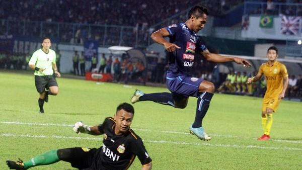 Bhayangkara FC Kritik Permainan Keras Pemain Arema