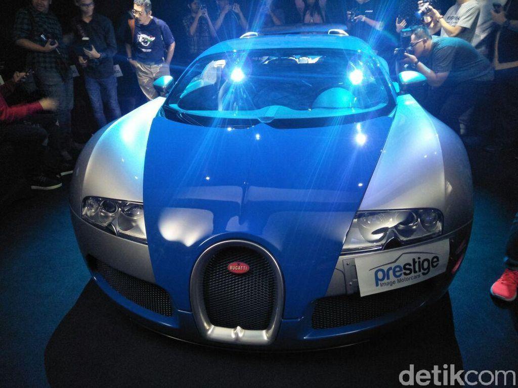 Bugatti Veyron Sapa Miliarder Indonesia, Prestige: Selamat Datang di Era Hypercar