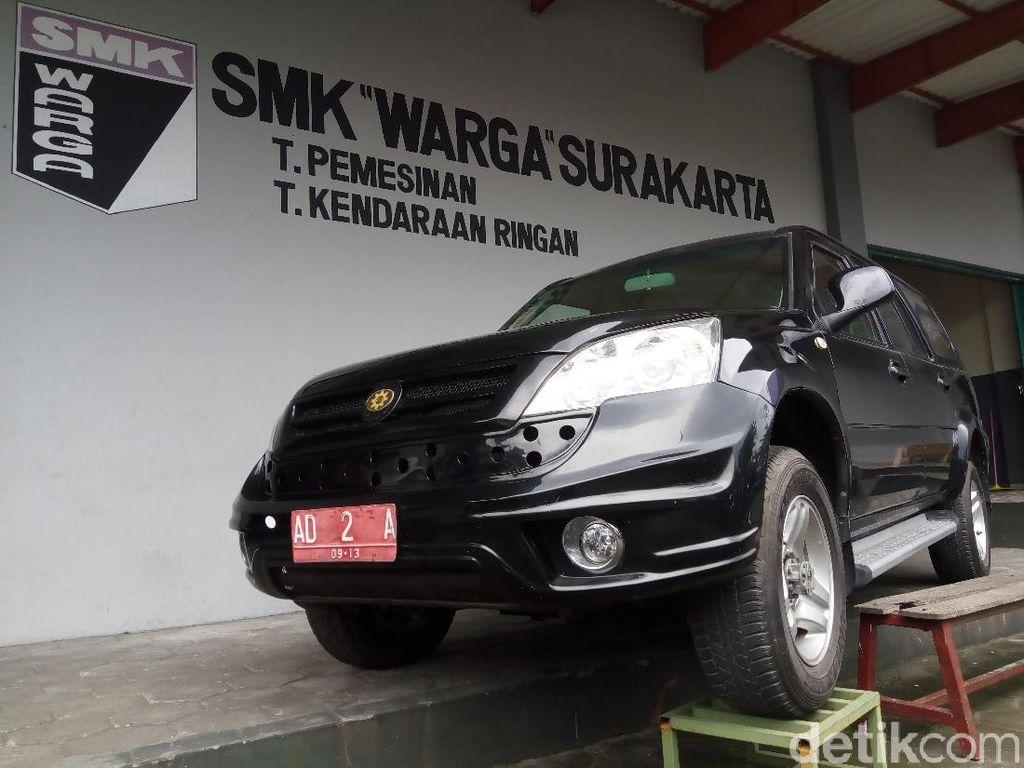 Anak SMK Siap Merakit Lagi Mobil Esemka