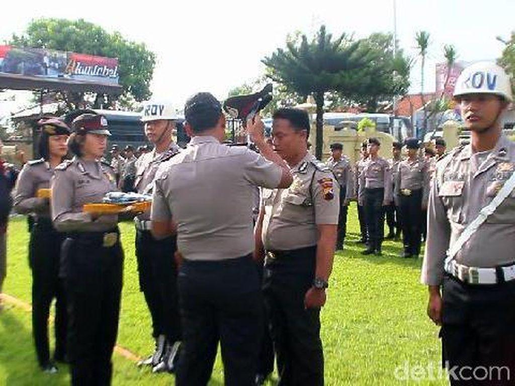 Terlibat Kasus Asusila dan Penipuan, Oknum Polisi di Brebes Dipecat