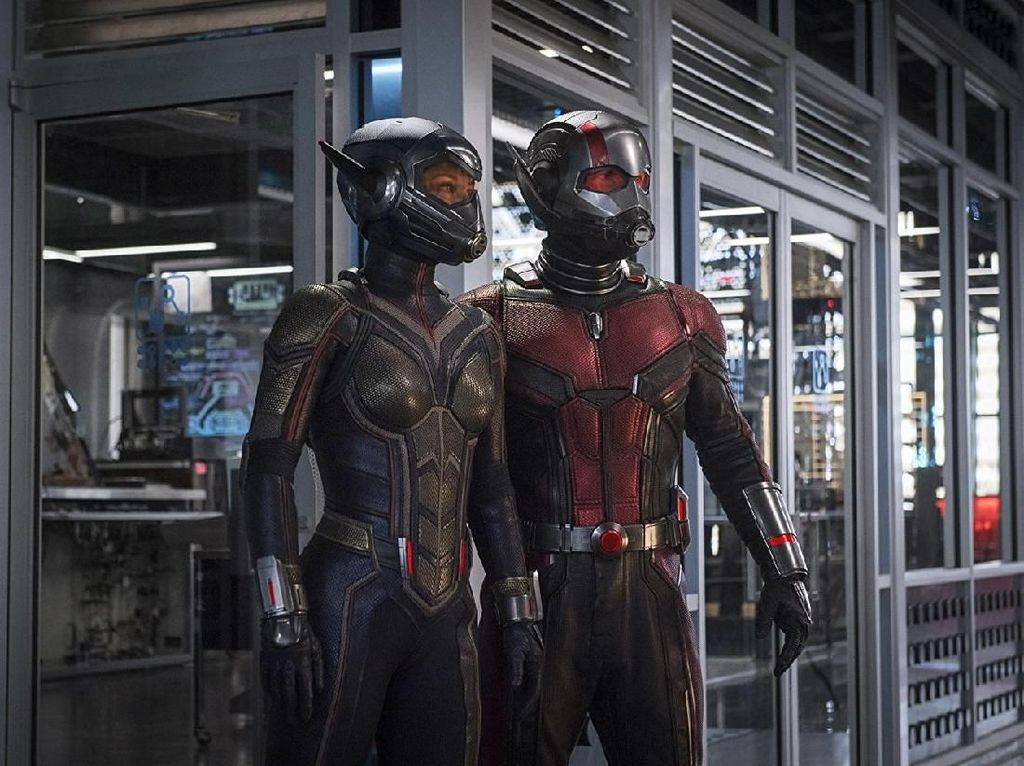 Ant-Man and the Wasp Langsung Juarai Box Office Pekan Ini