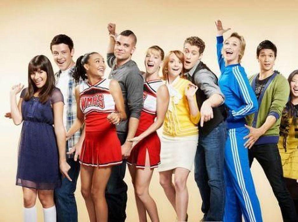 Duka Para Pemeran Glee atas Kepergian Mark Salling