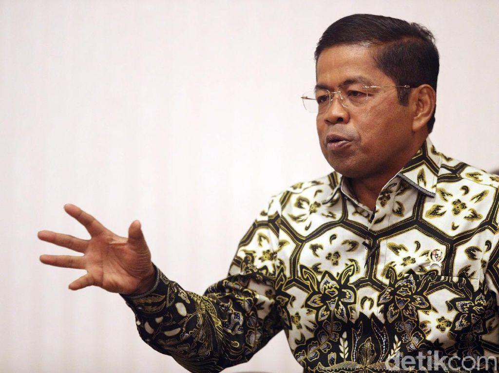 Di Depan Warga Sumbar, Idrus Singgung soal Gelar Haji Jokowi