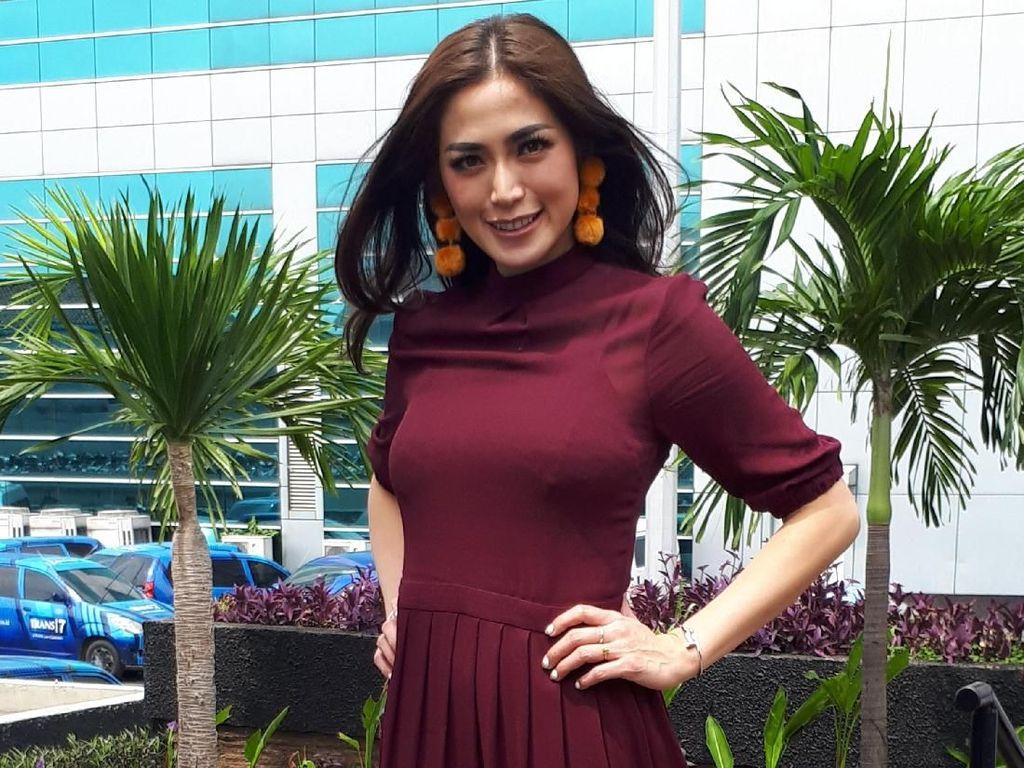Jessica Iskandar Tak Mau El Barack Kecewa setelah Mengenal Ludwig