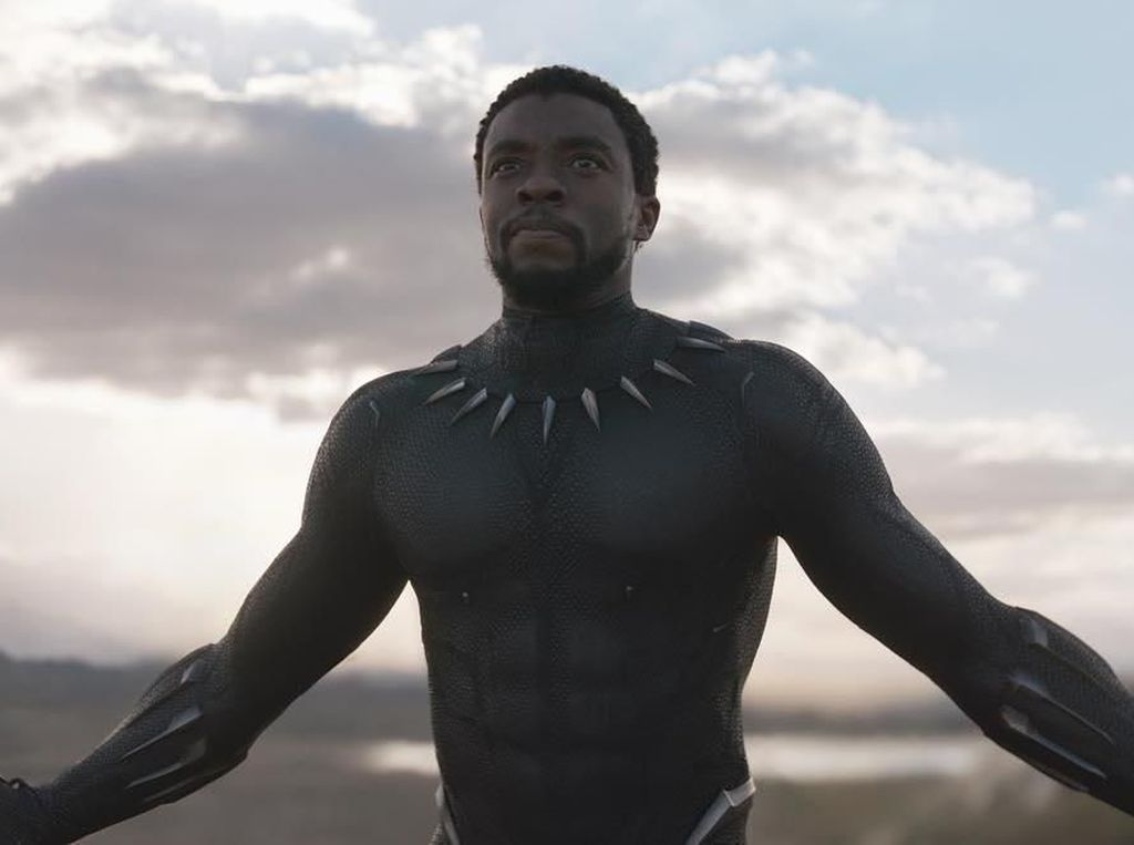 Kenang Chadwick Boseman, Fortnite Bangun Monumen Black Panther