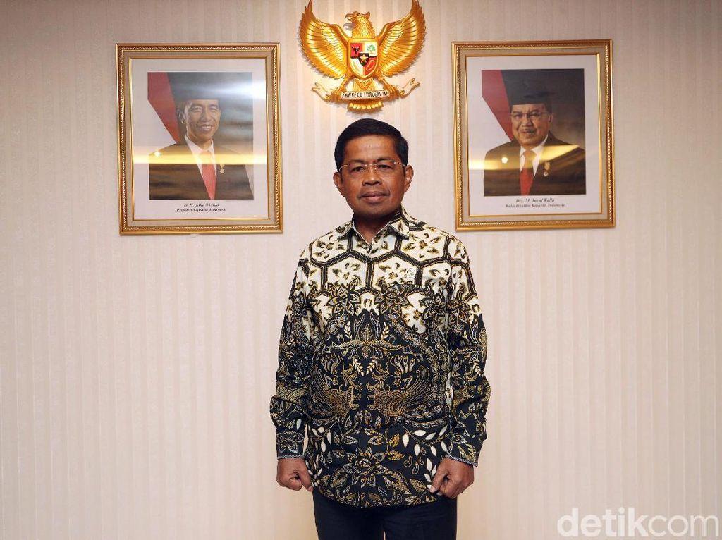 Idrus Marham Sesuaikan Program Kemensos dengan Nawacita Jokowi