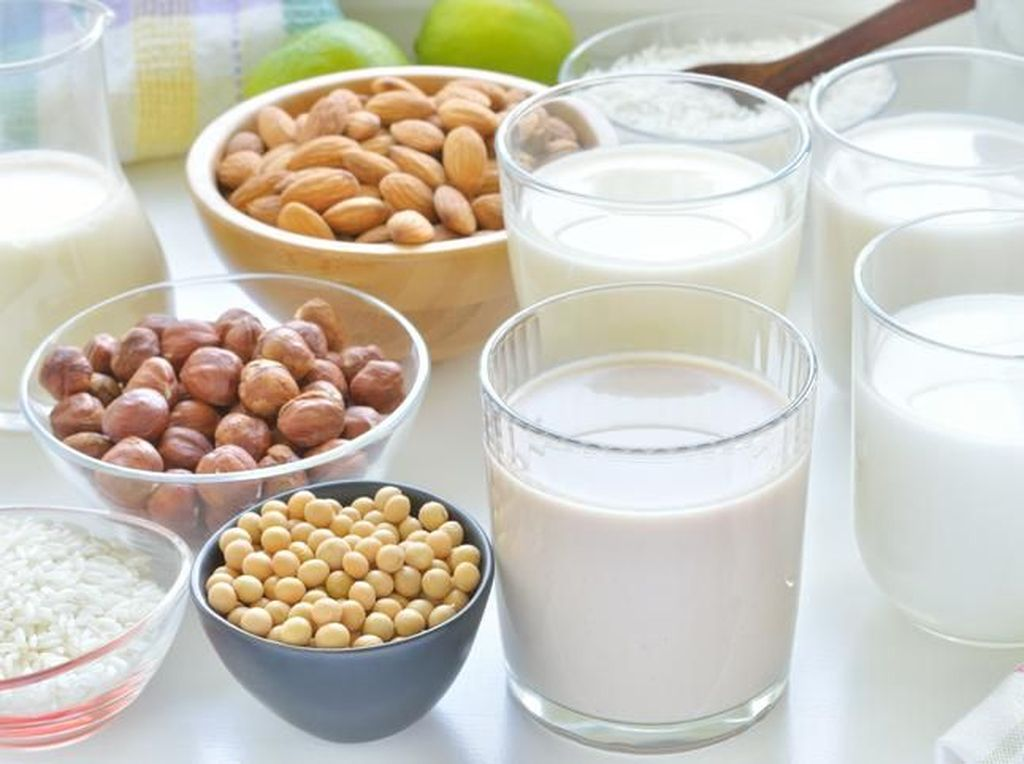 4 Macam Susu Nabati yang Tak Kalah Menyehatkan
