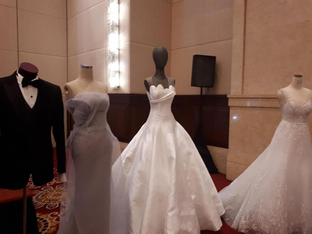 Pameran Pernikahan & Bulan Madu di Ritz-Carlton Hadirkan 100 Vendor