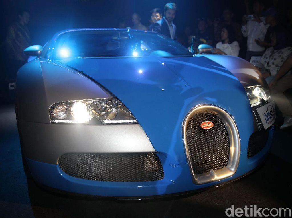 Keluar ICU, Rapper Ini Langsung Beli Buggati Veyron