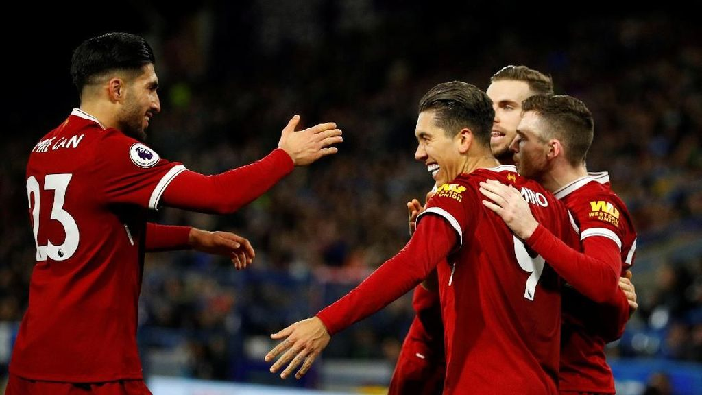 Kebangkitan Liverpool di Markas Huddersfield