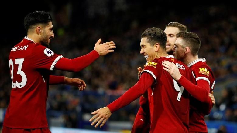 Liverpool Akan Dianggap Sukses Jika Finis di Atas MU dan Jadi Runner-up